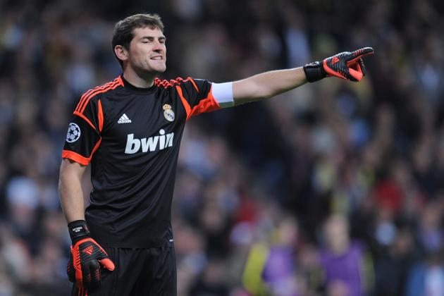 Real Madrid's Iker Casillas Would Take 'La Decima' over La Liga