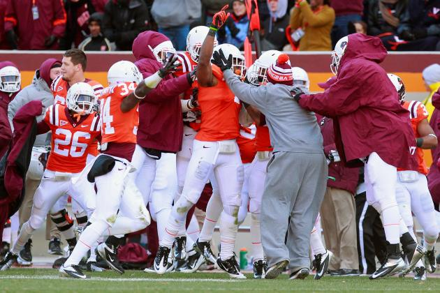 Virginia Tech Not Considering Leaving ACC