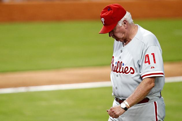 Charlie Manuel Eager for Next Phillies Move
