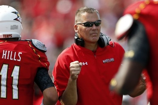 Randy Edsall on the Terps' Future: 'We Have a Good Nucleus Here'