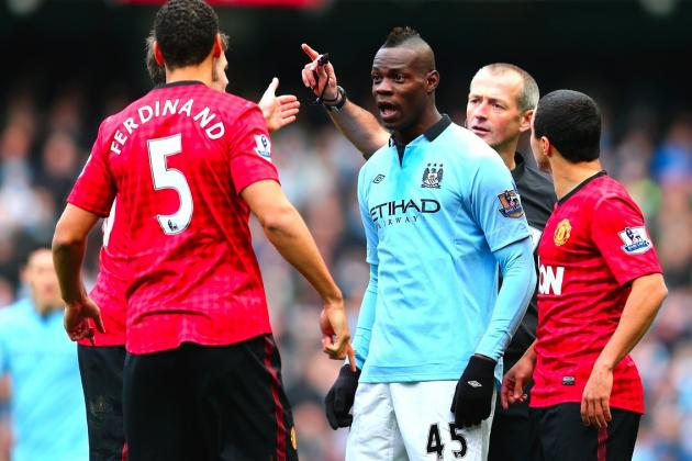 Mario Balotelli's Antics Wearing Thin with Manchester City, Roberto Mancini