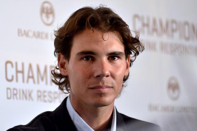 Rafael Nadal: What to Expect from Spaniard in Return to Action at Abu Dhabi