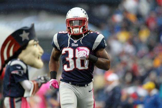 Brandon Bolden of New England Patriots Glad to Be Back After PED Suspension