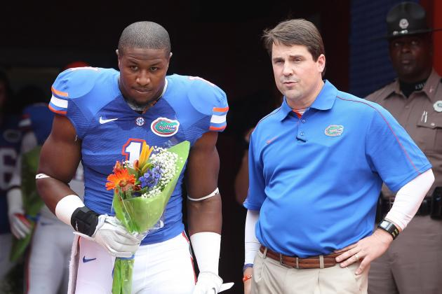 Florida Football: 3 Reasons Will Muschamp Is Already Overachieving