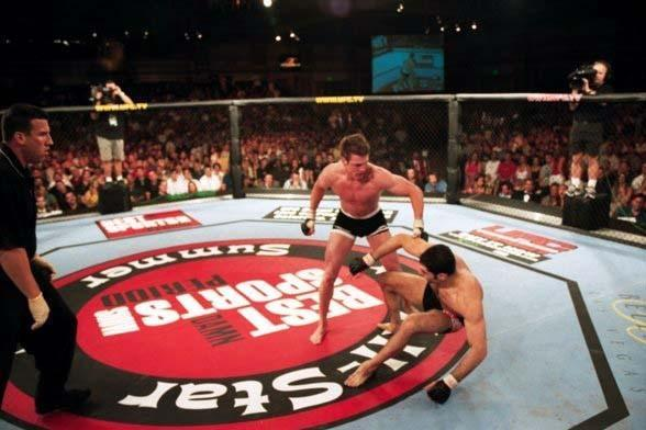 Deja Vu: The UFC on Fox and a History of MMA on Television, Part 1