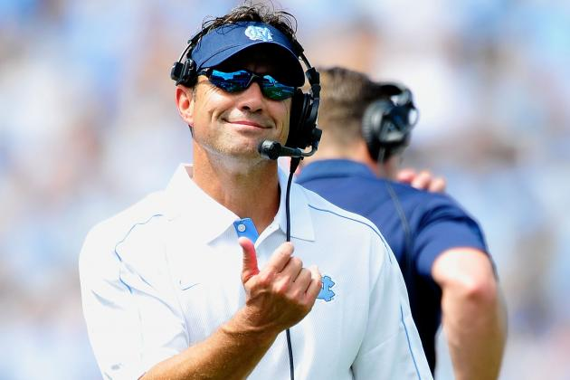 Tar Heels Have a Bright Future with Larry Fedora