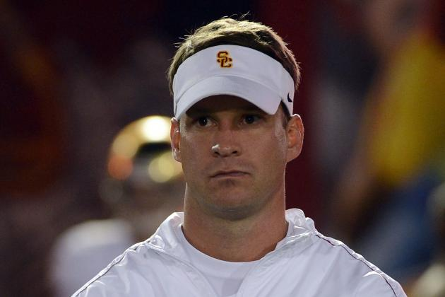 USC Football: What Impact Would WR Coach Tee Martin Leaving Have on Trojans?
