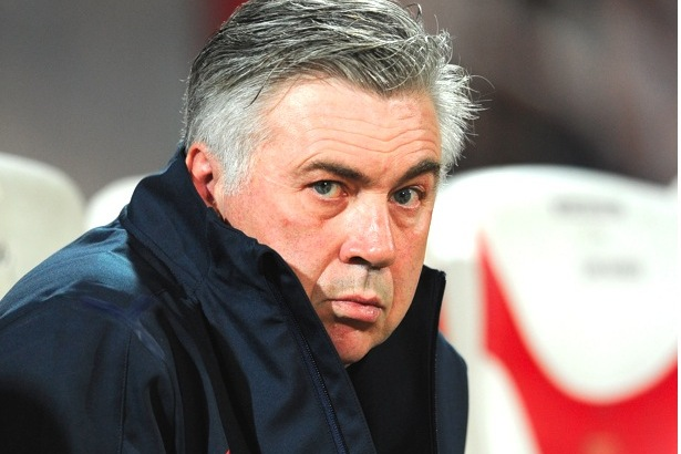 Ancelotti Gets Warning for Ref Tirade
