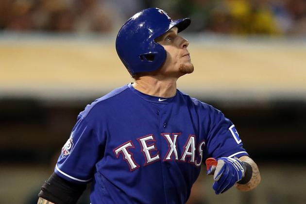 Would Trading Curtis Granderson Open Up Josh Hamilton to the New York Yankees?