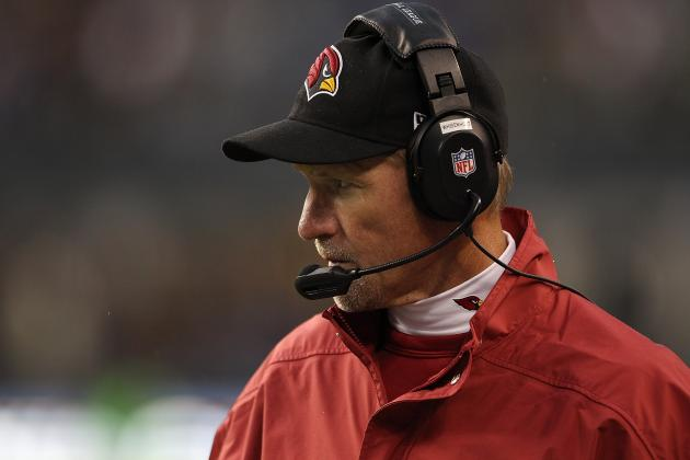 No Action on Cardinals Coach Until Season Ends