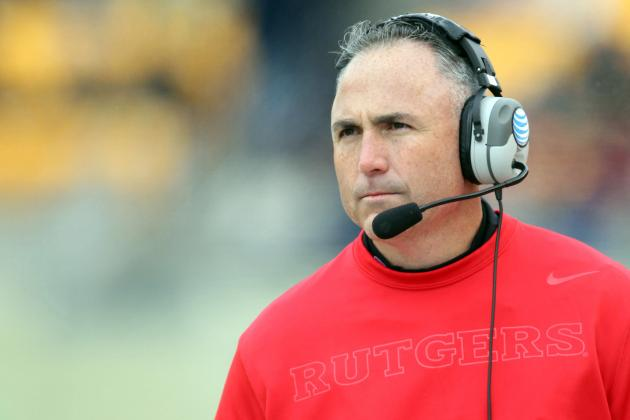 Rutgers Bowl Practices Allowing Coach Kyle Flood to Try Position Switches