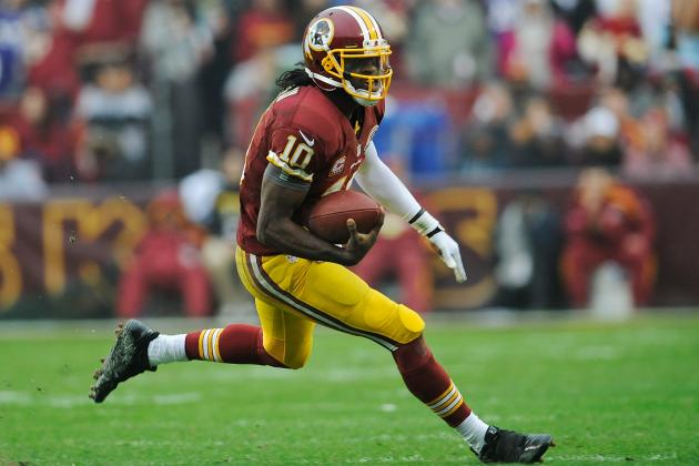 NFL News: Where Robert Griffin III and More Injured Stars Stand Ahead of Week 15
