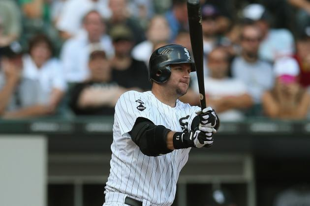 Report: Rangers Interested in A.J.Pierzynski