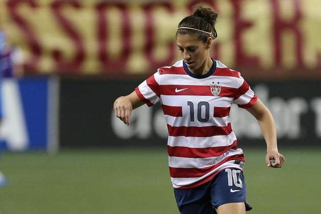 New Women's Pro League Has Backing of U.S. Soccer Federation