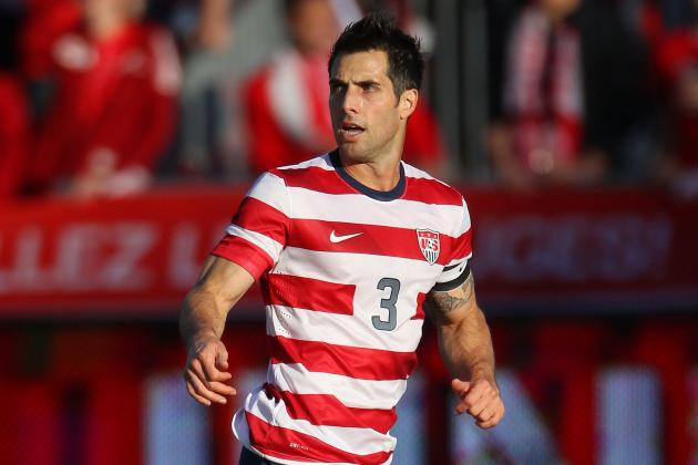 Bocanegra Helping Next Generation of Pros with MLS Combine Prep Camp