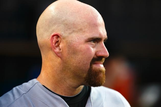 MLB Free Agency 2013: Kevin Youkilis Strongly Considering Yankees Offer