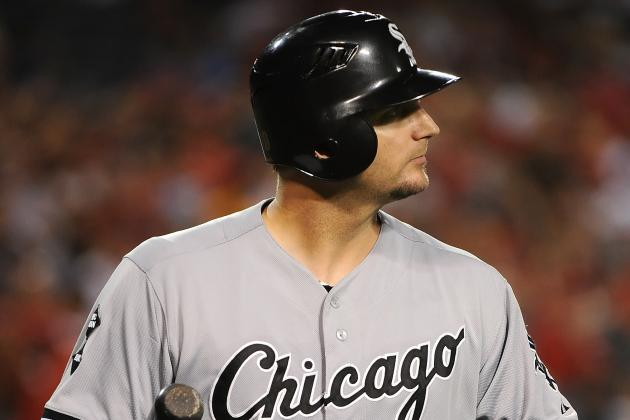 White Sox Actively Seeking Left-Handed Bat