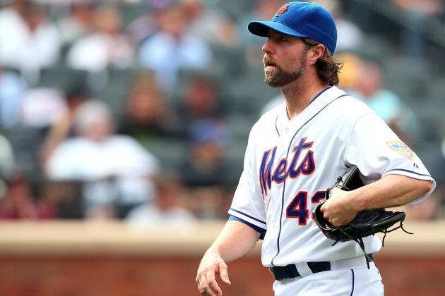 Report: Mets to Resume Dickey Talks