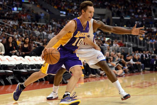 Title-Hungry Lakers Nation Can't Afford Another Steve Nash Injury Setback