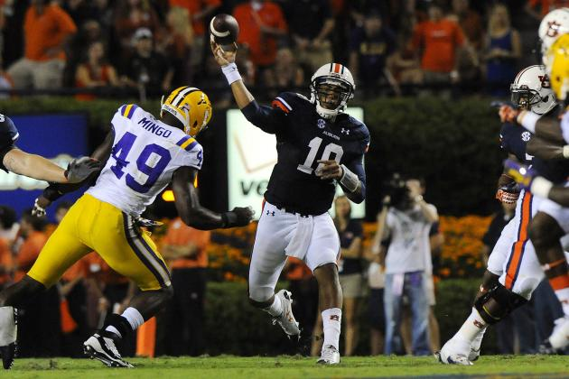 Auburn Football: Is the QB Job Kiehl Frazier's to Lose with Malzahn on Board?