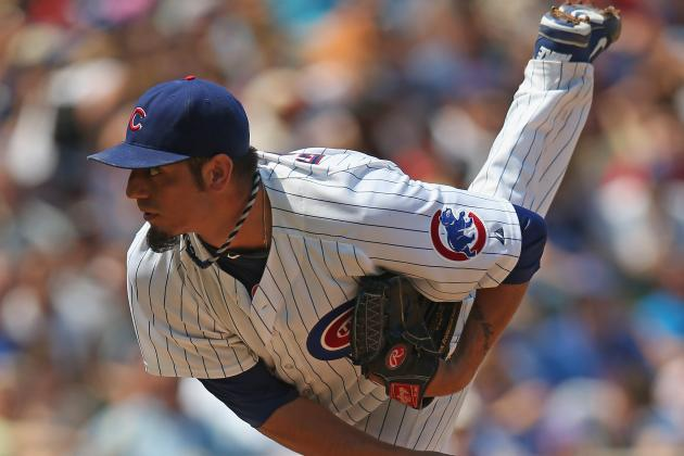 Matt Garza Resumes Throwing Five Months After Elbow Injury