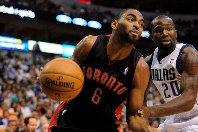 Raps' Anderson Close to Returning