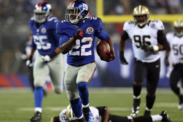Three Ways the New York Giants Can Use David Wilson Down the Stretch