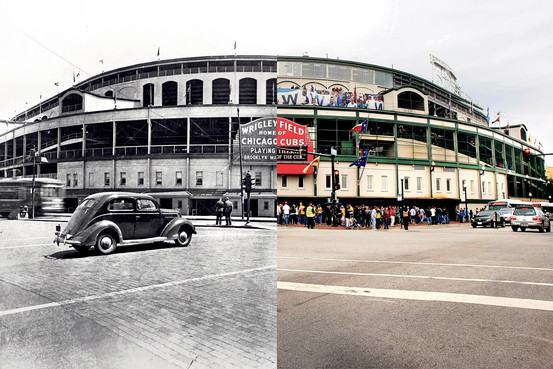 Chicago Cubs:  Where Does Wrigley Field Rank in MLB?