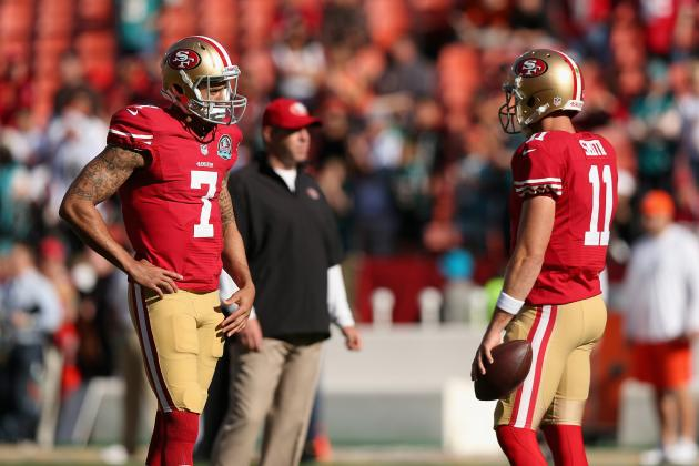 Colin Kaepernick Must Earn 49ers Starting Role Against Patriots and Seahawks
