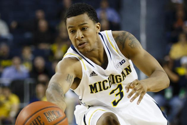 Michigan's Trey Burke Is Nation's Best Point Guard, Jay Bilas Says