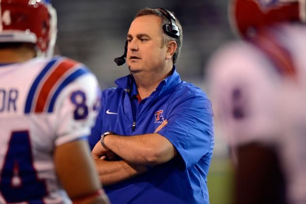 New Cal Coach Sonny Dykes from Innovative Coaching Tree
