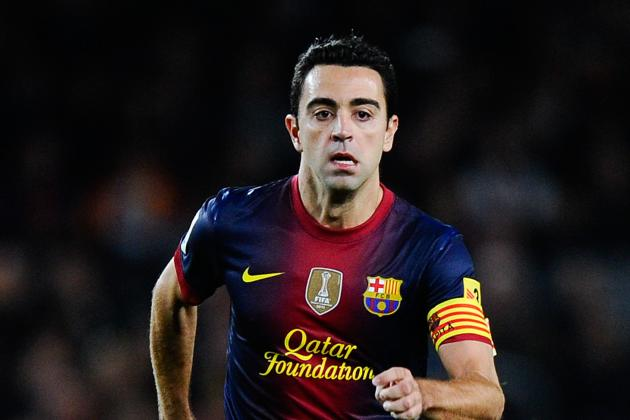 Xavi to Sign New Barcelona Contract