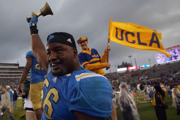 UCLA Football Seniors Go Out on Top