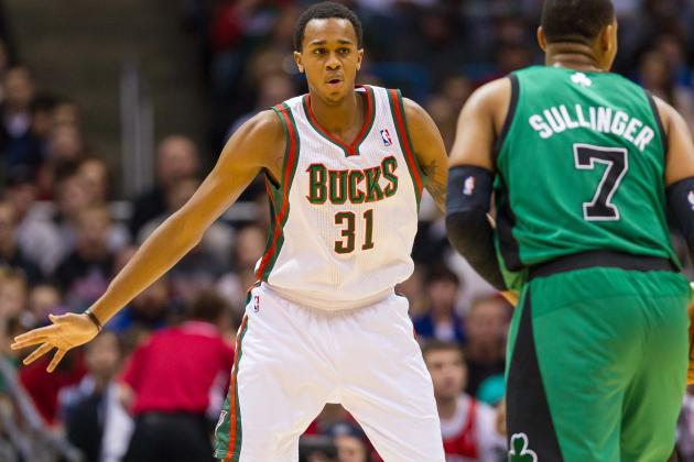 Bucks Rookie Henson Full of Promise