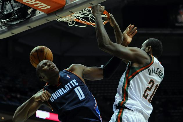 Samuel Dalembert Is Trying to Figure out the Bucks' Rotations