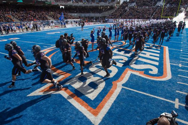 Boise State Football: Big East Announces Broncos 2013 Conference Schedule