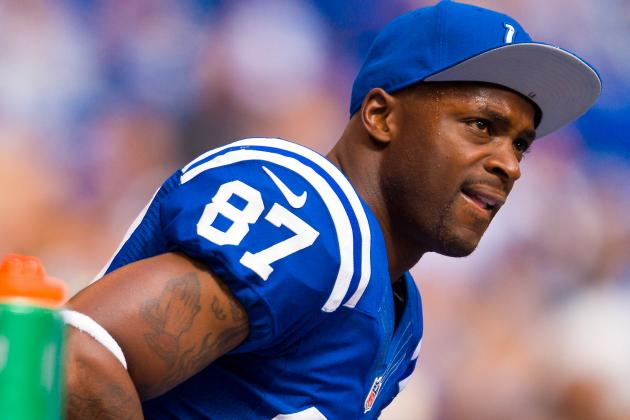 Reggie Wayne Gets Bentley Jacked by Reportedly Drunk Hotel Valet