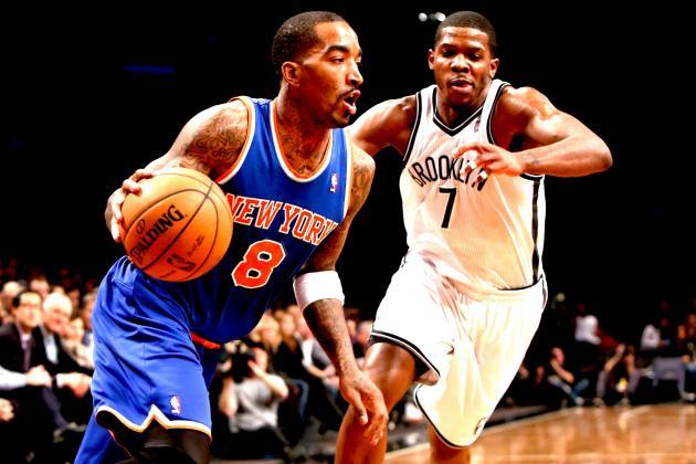 New York Knicks vs. Brooklyn Nets: Who's Got More Street Cred?