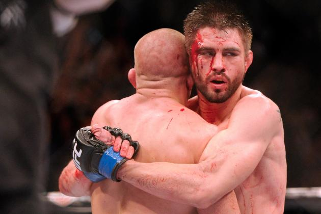 Manager: Condit Willing to Accept Rematch Against Rory If UFC Asks