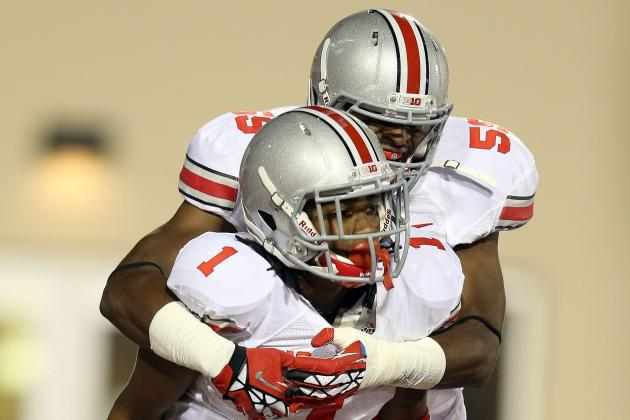 Ohio State Football: Hankins, Roby Make AP All-America Second Team, Simon Third