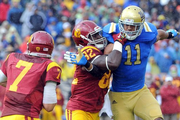 UCLA LB Anthony Barr to Return for Senior Season