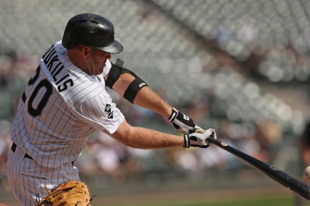 NY Yankees Rumors: Would Signing Kevin Youkilis Be Enough?