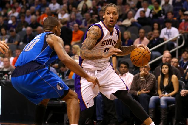 Beasley Shows Improvement Off Bench