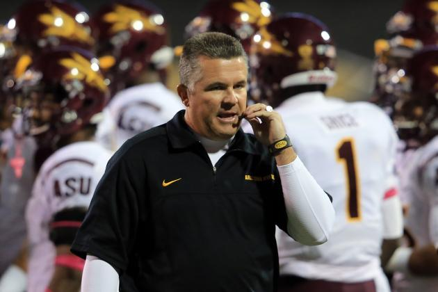 ASU Football Attendance Dips in 2012