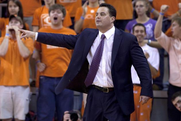 Arizona Basketball: Sean Miller's Rotation Beginning to Tighten