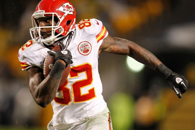 Dwayne Bowe's Future Unknown in Kansas City, Receiver Likely out for the Season