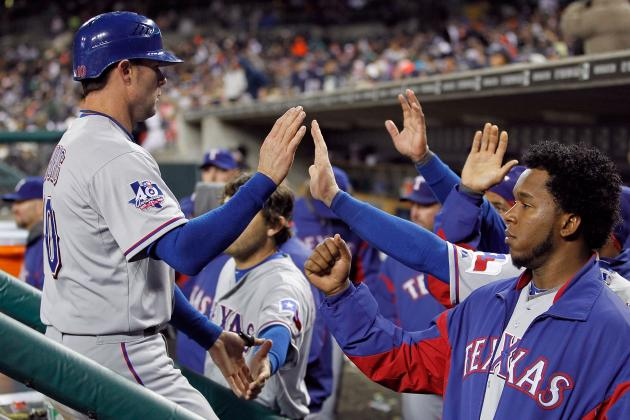 Young Says Kind Farewell to Rangers Fans, Teammates