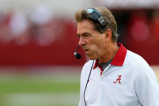 Alabama Football: Crimson Tide Must Use Gimmicks to Beat Notre Dame