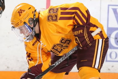 Give the Gophers' Hannah Brandt the 2013 Patty Kazmaier Award