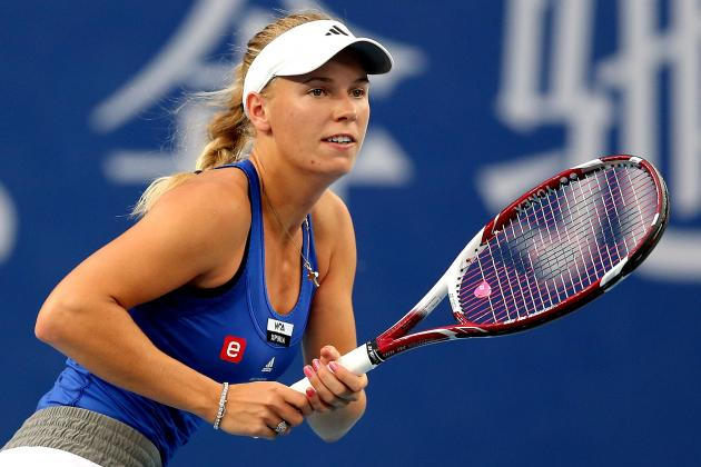 Caroline Wozniacki's Serena Williams Impersonation Draws Diverse Reaction